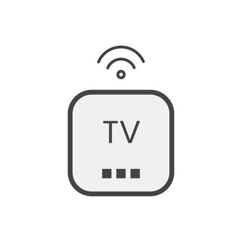 Abbildung eines Fernsehverbindungsgeräts