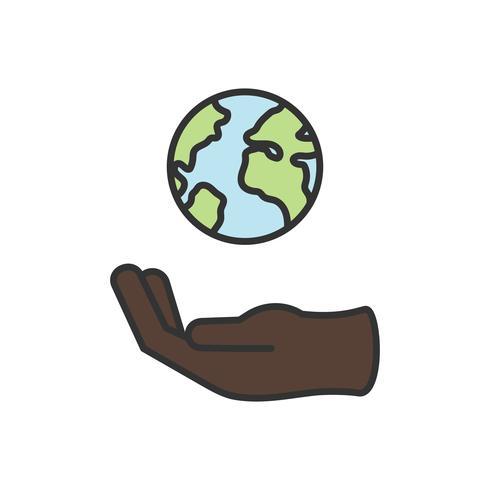 Ilustración de vector ambiental