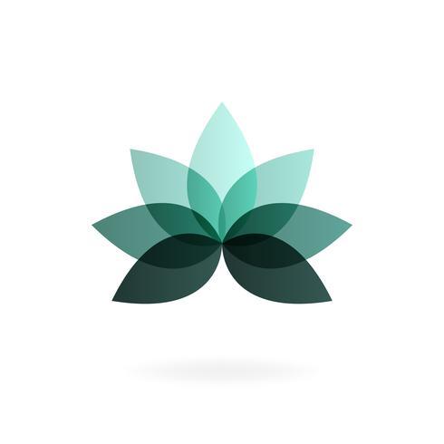 Pianta simbolo di conservazione ambientale vettoriale