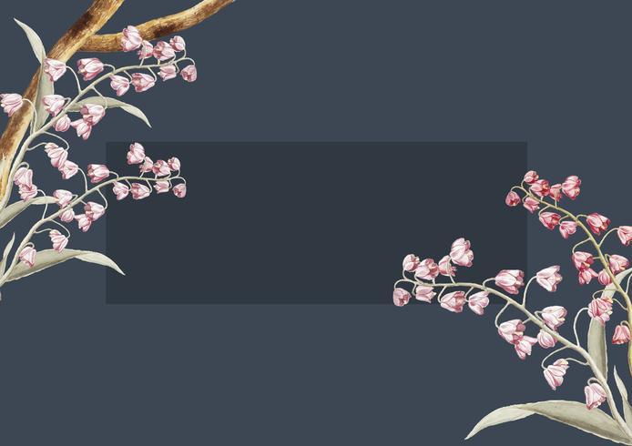 Blomramkonstruktion
