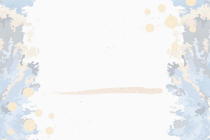 Pintura acrílica ver vector de fondo