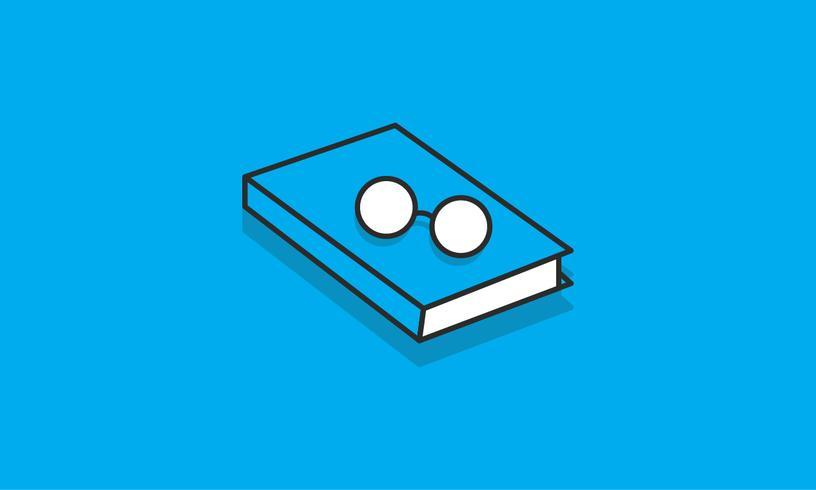 Illustration av bok