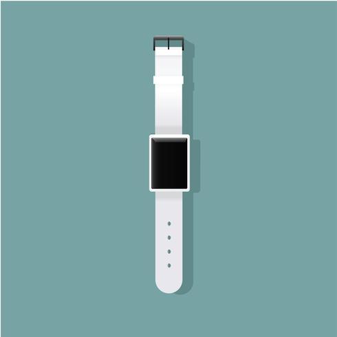 Wristwatch time stylish icon vector illustration