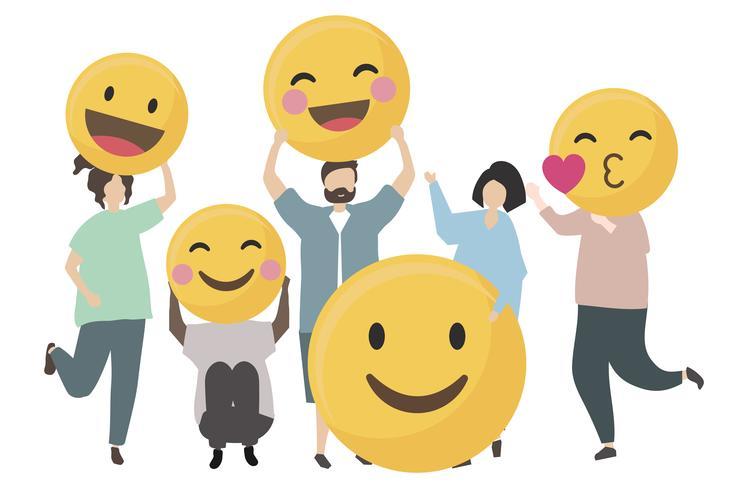 Face smileys et emojis