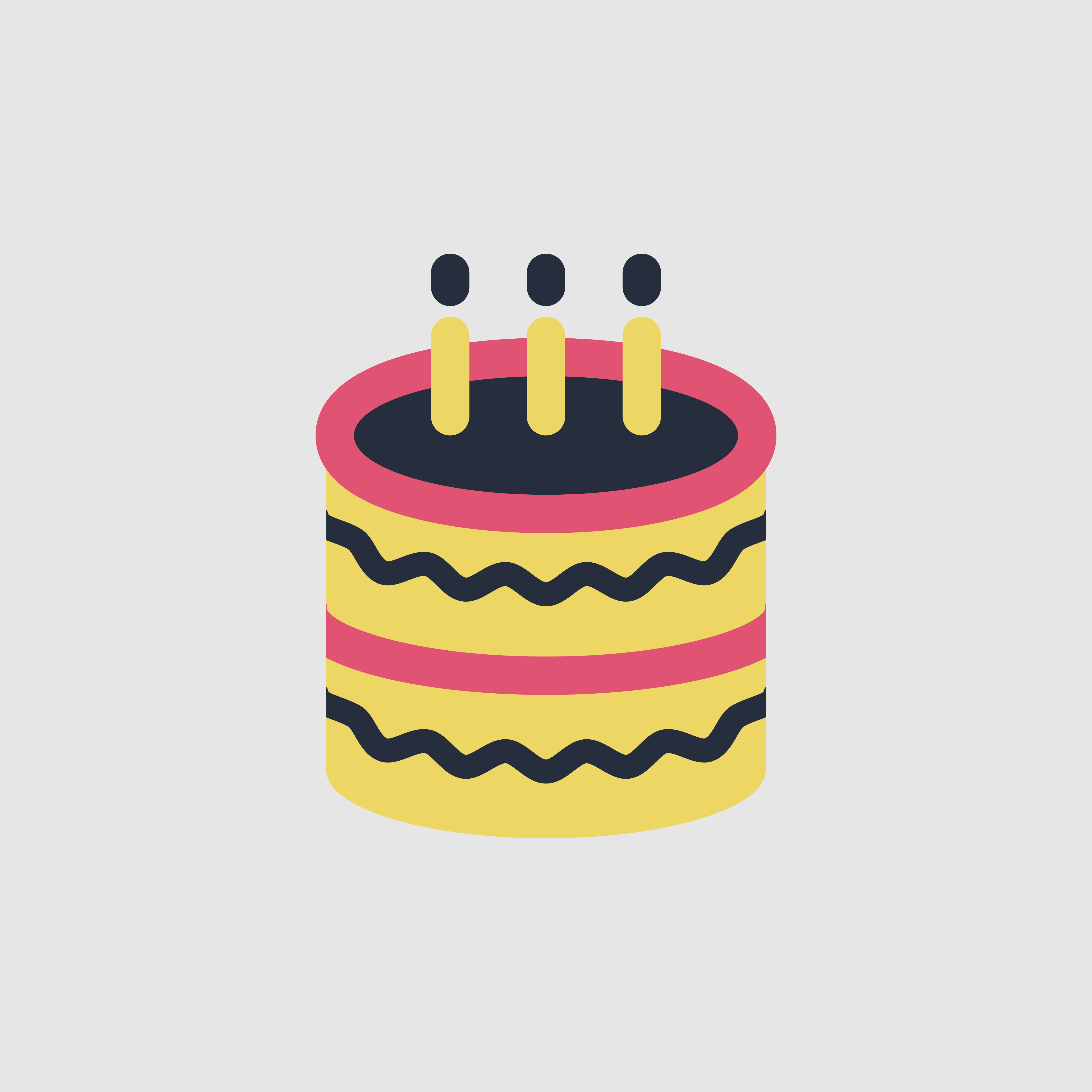 Excellent Illustration Of Birthday Cake Icon Download Free Vectors Funny Birthday Cards Online Kookostrdamsfinfo