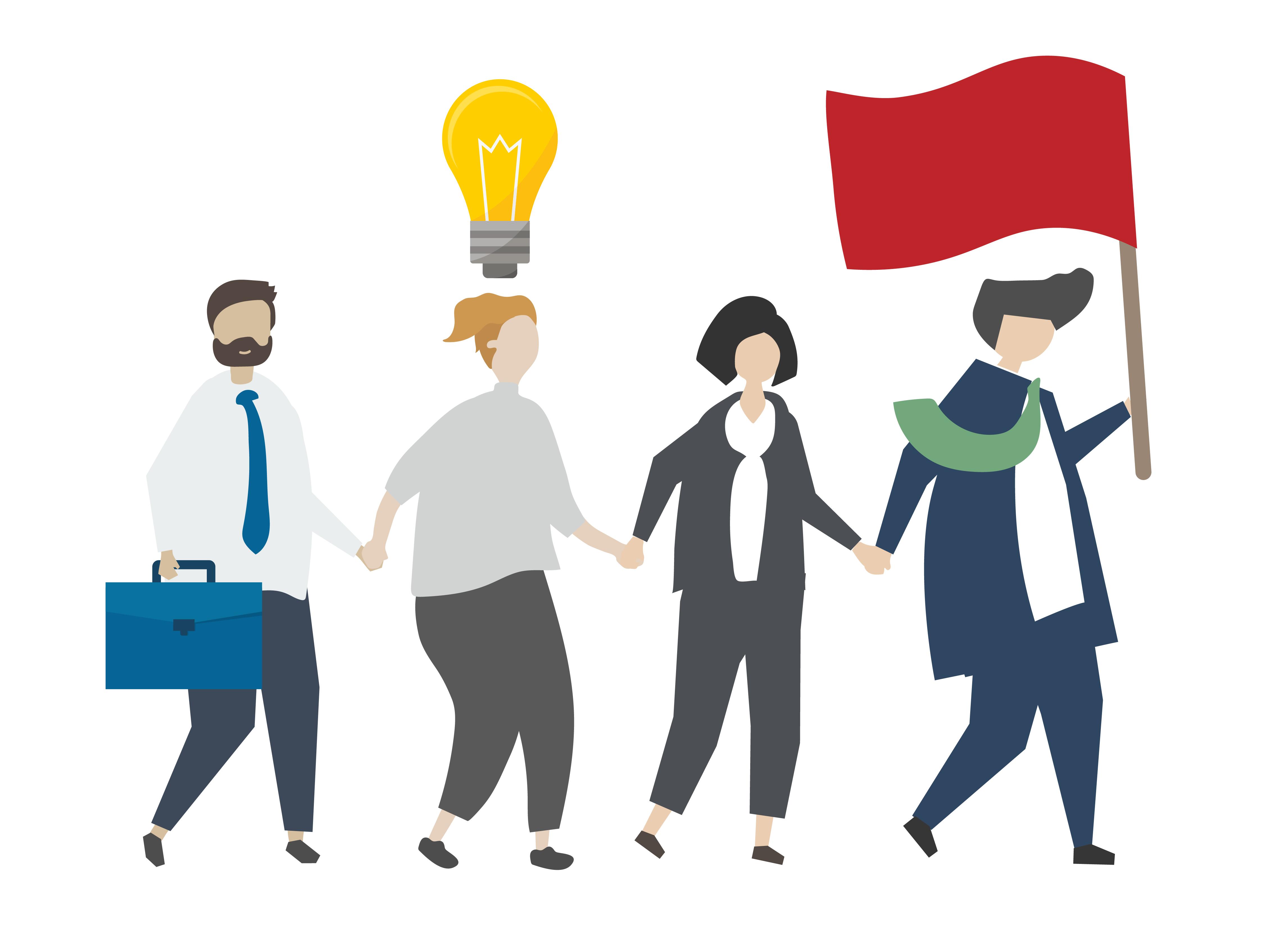 Business Leadership In Corporate Organization Download