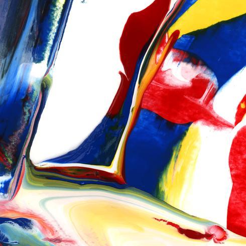 Fondo pintado vibrante