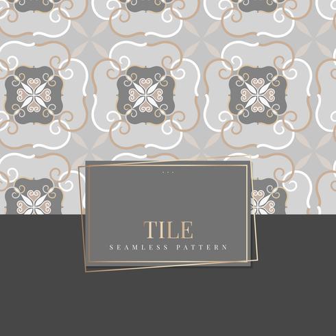 Vintage kitchen tiles