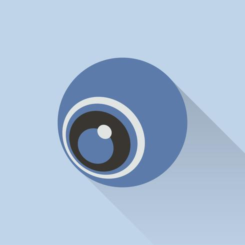 Illustration of webcam icon