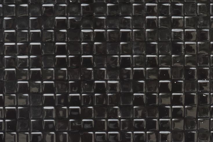 I piccoli quadrati neri hanno strutturato la priorità bassa
