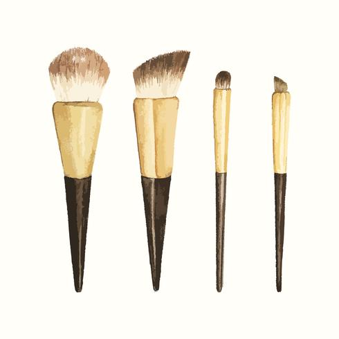 Maekup brush set