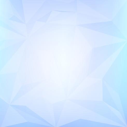 Hintergrundbild mit Polygonen in Steigungsfarben