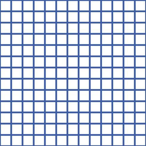 Vettore senza cuciture blu del modello di griglia