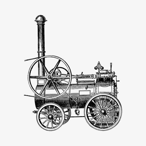 Motores de vapor portátiles