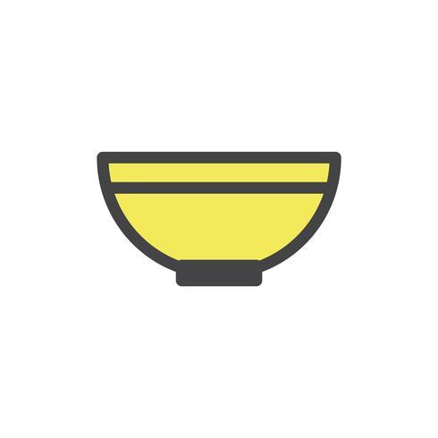 Illustration d'un bol à soupe