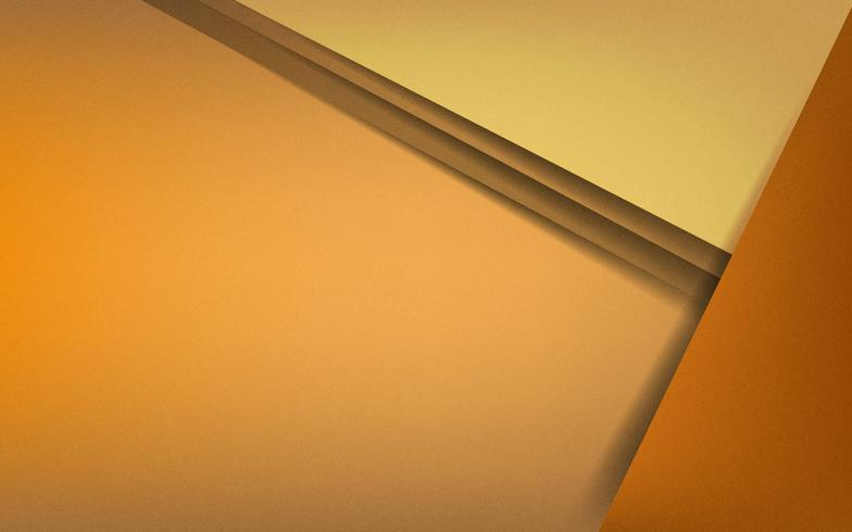 Abstrato design em laranja