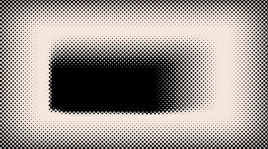 Vecteur de fond de demi-teintes noir et beige