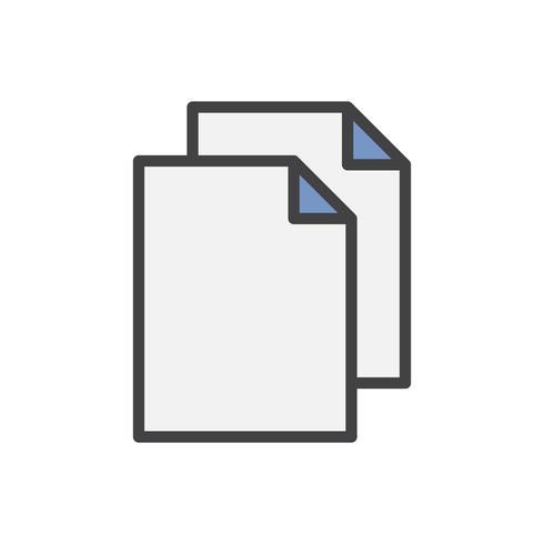 Illustration de l'icône du document