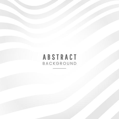 Vetor de design de fundo abstrato branco