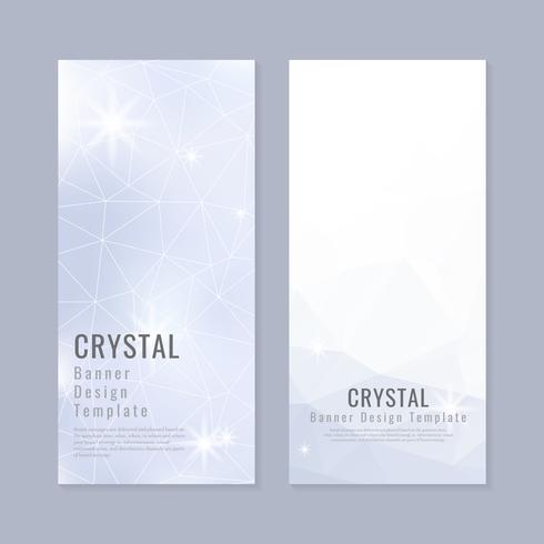 Kristallstrukturerad bakgrundsuppsamling