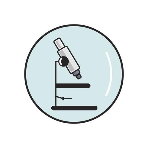Illustration du microscope