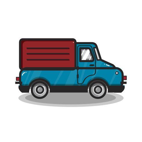 Illustration av en bil