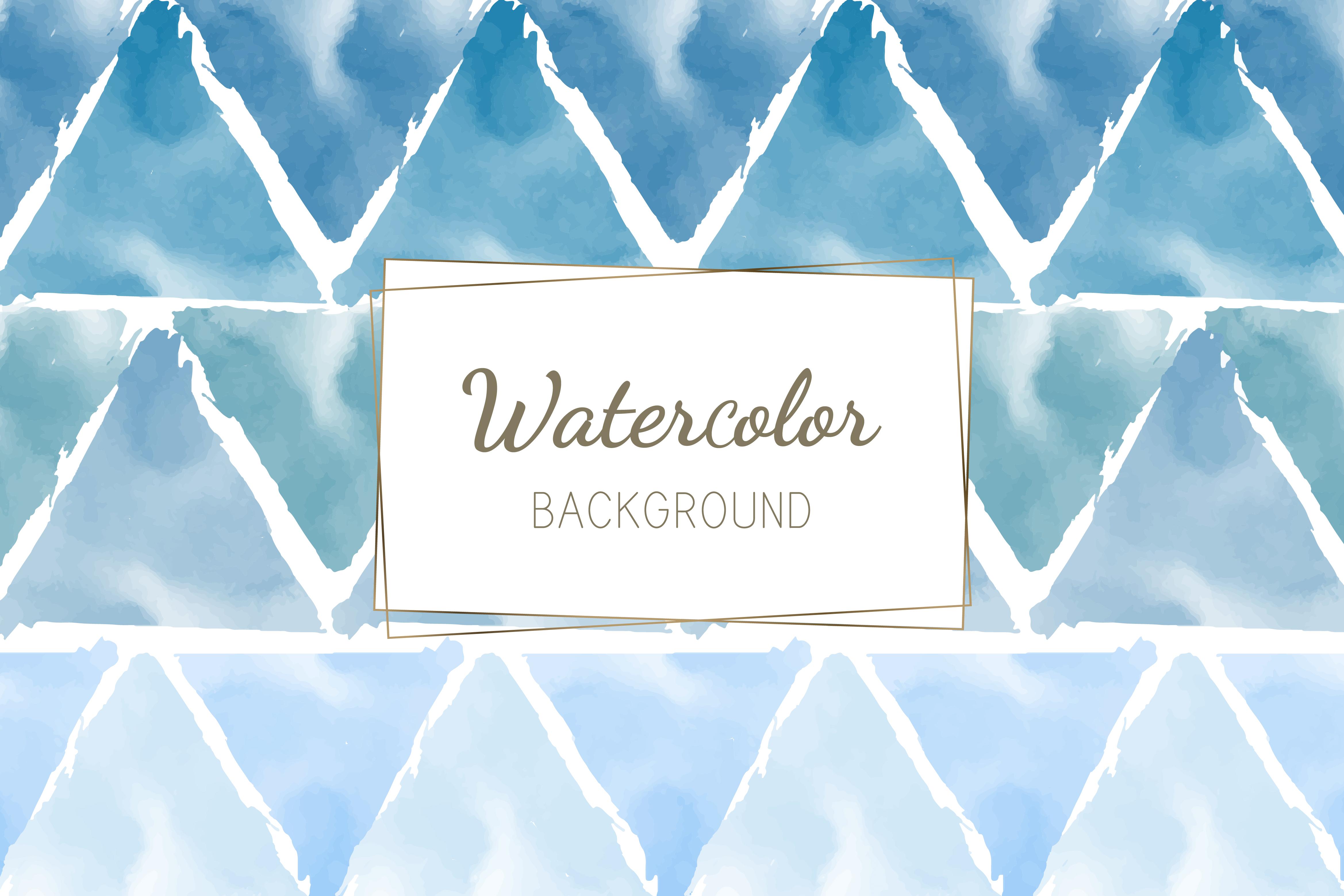 Blue Green Watercolor Free Vector Art 731 Free Downloads
