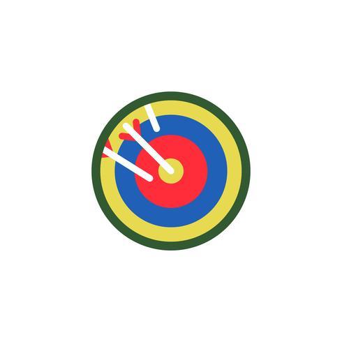 Ilustración del icono de destino