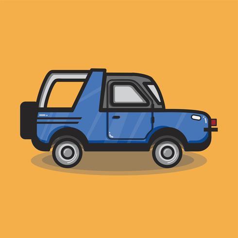 Illustrazione di una macchina