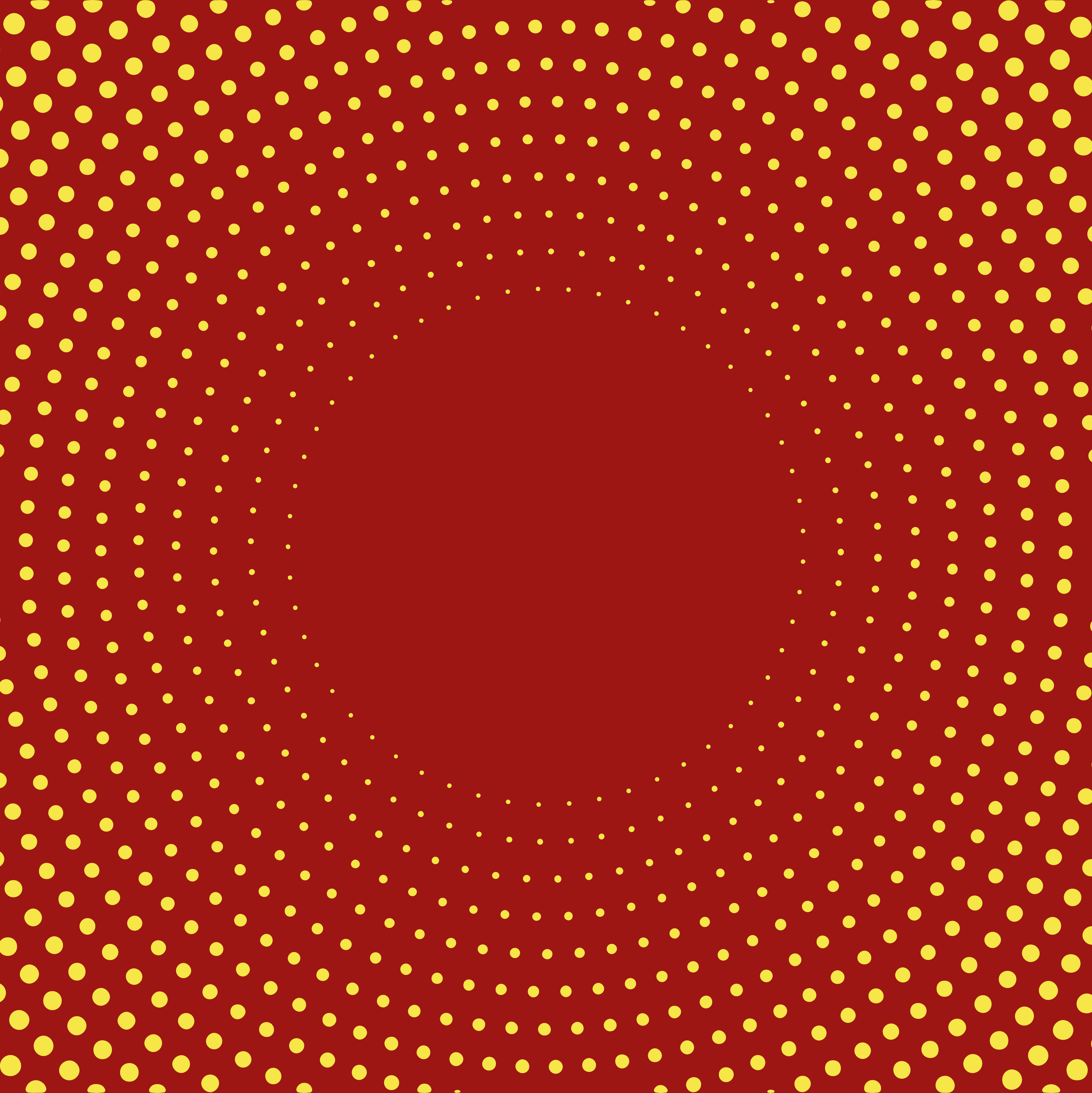 Red Gradient Halftone Background Vector Download Free