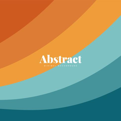 Diseño abstracto colorido del fondo de la impresión