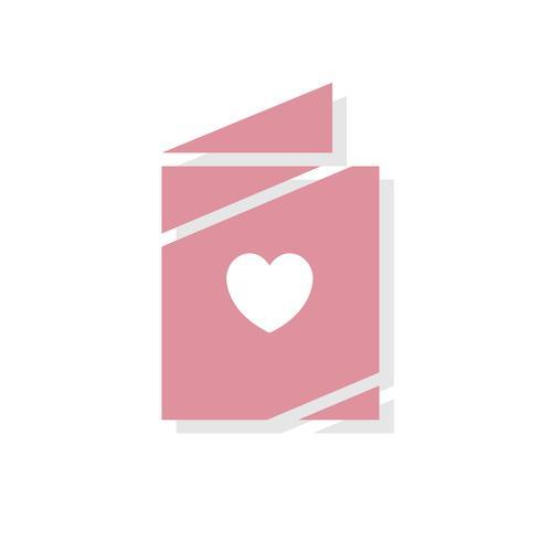 Kärleksbrev Valentinsdag ikon