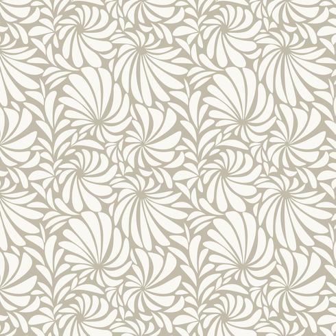 Botanisk blommig illustration