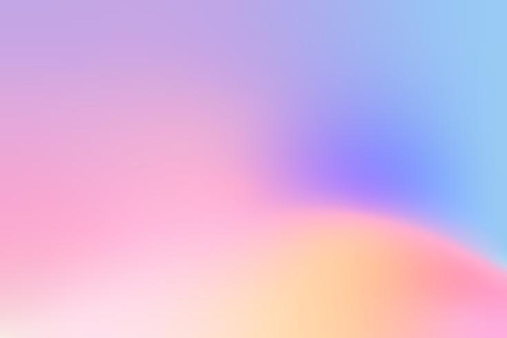 Kleurrijk holografisch gradiëntontwerp als achtergrond