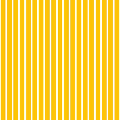 Yellow seamless striped pattern vector
