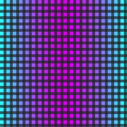 Naadloos patroon van verschillende lijnen en zigzags