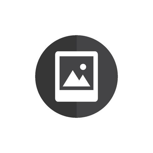 Ilustración del icono de imagen