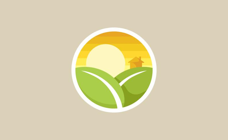 Ecology environmental sustainable illustration icon
