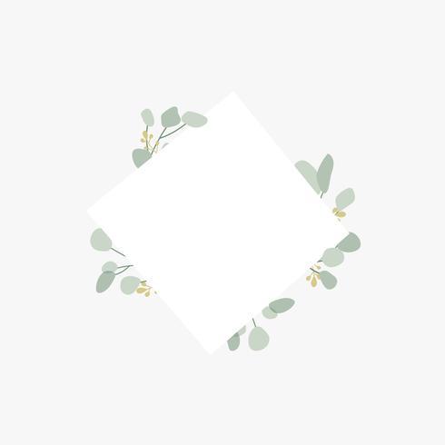 Botanisch huwelijksbadge