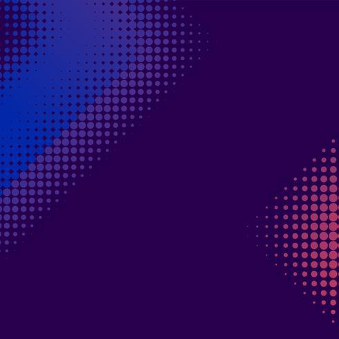 Lila och rosa halvton bakgrunds vektor