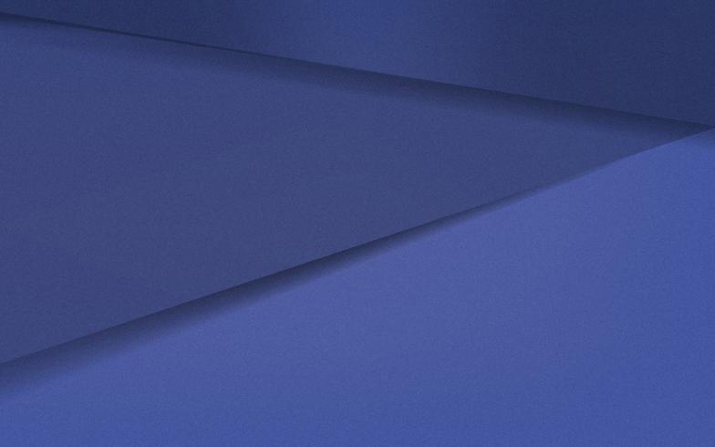 Abstrait design en bleu