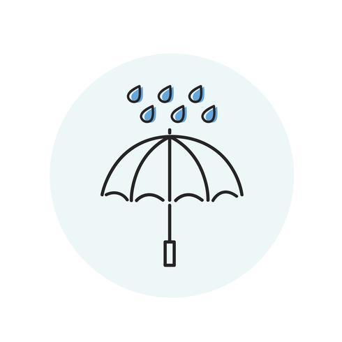 Illustration of weather icon