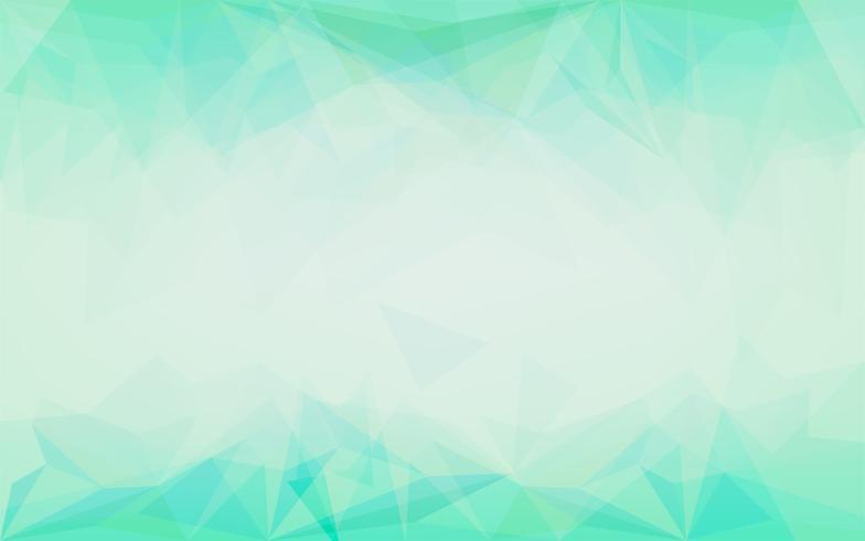 Papel tapiz de fondo con polígonos en colores degradados.