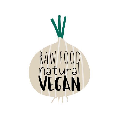 Raw Food natuurlijke veganist