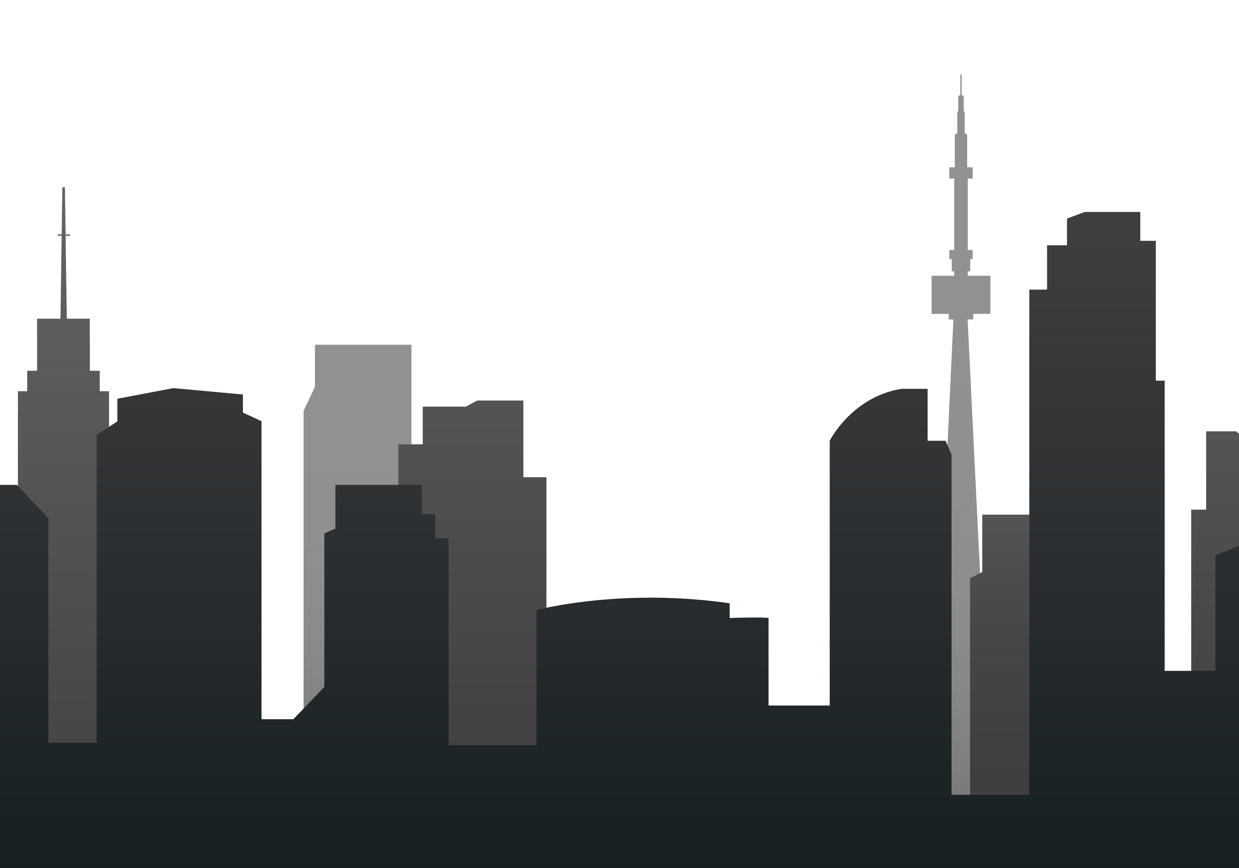 Silhouette Skyline Illustration Download Free Vectors