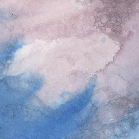 Vetor abstrato colorido aquarela