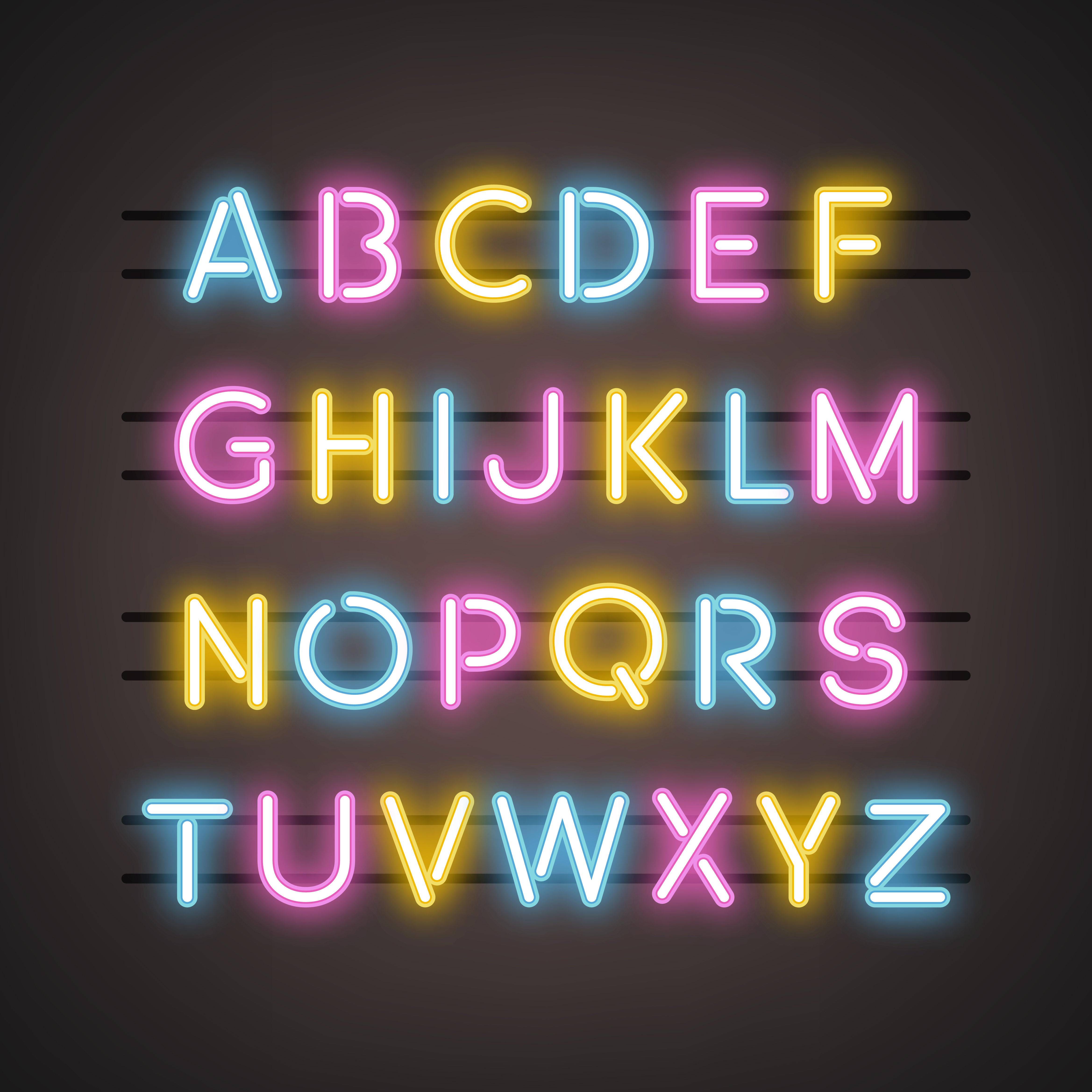 capital alphabets in english