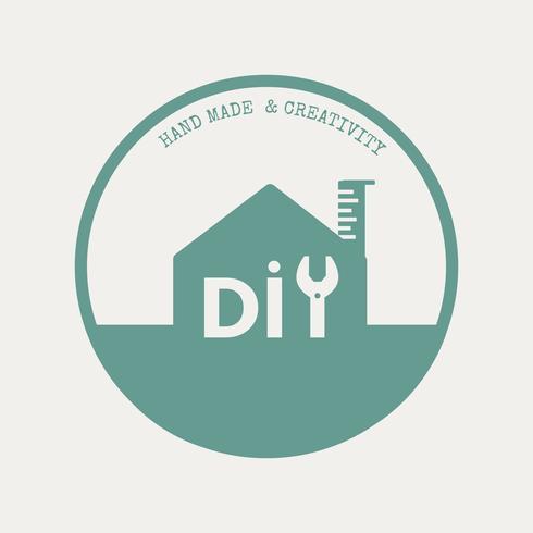 Qualifizierte Service-Business-Logo-Design