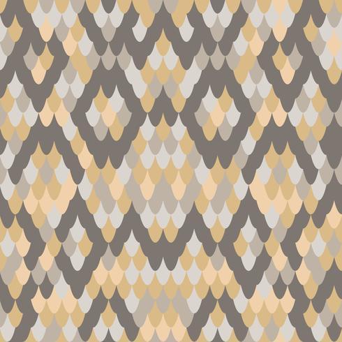 Naadloze slang patroon vector