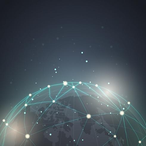 Wereldwijde netwerkkunst